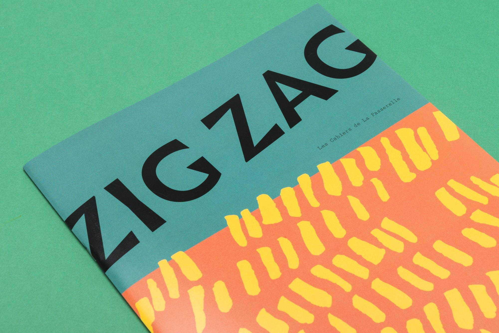 Zig Zag, les Cahiers de la Passerelle